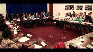 US-International Women in Science Dialogue