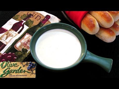 Olive Garden's Alfredo Sauce Recipe - PoorMansGourmet