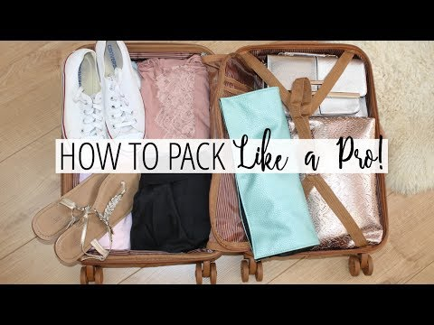 How to Pack a Carry on Suitcase, Travel Packing Tips & Carry On Toiletries