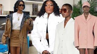 My Thoughts On The FENTY Fashion Line   Jackie Aina