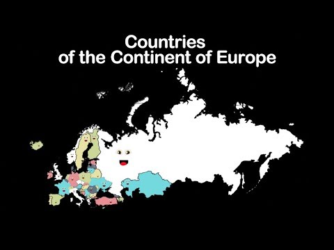 Europe /Europe Song/ Europe Continent