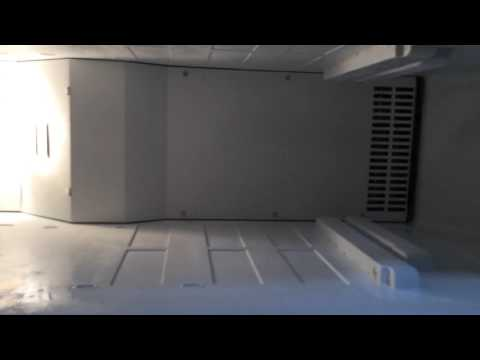 Cleaning a refrigerator drain