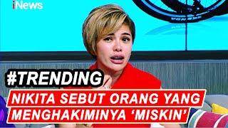 Sering Dihujat, Nikita Mirzani: Orang-orang yang Menghakimi Itu Miskin! Part 1B - HPS 16/10