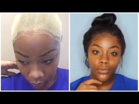 Secrets Out! Salon perfect lace wig instal! | Fix White Residue| How to Remove| Ft. Ghost Bond