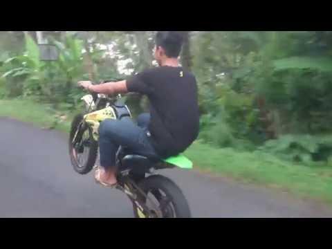 trail motocross lucu - gopro