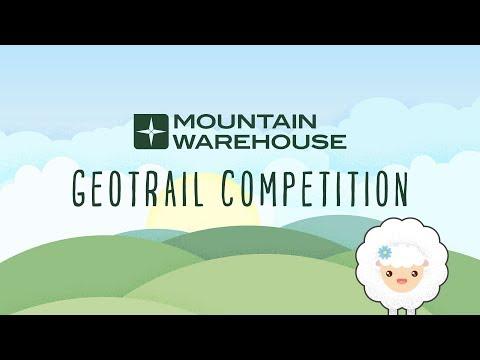 Konkurs Mountain Warehouse Geotrail 2017   Geocaching