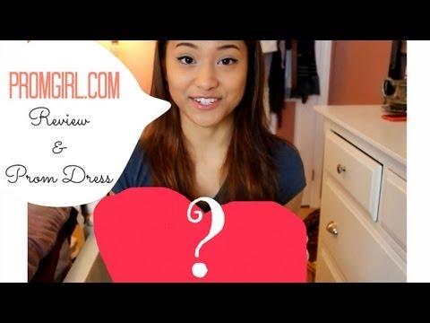 REVIEW: promgirl.com | MY PROM DRESS & GRAD DRESS