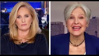 MSNBC Asks Jill Stein If She's Responsible For Trump Winning