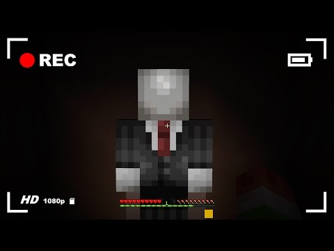 Minecraft | THE EIGHTH PAGE IS.. WHAT?! | Slender: The Eight Pages