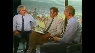 EVERTON FC V LIVERPOOL FC FA CUP FINAL1989-HALF TIME HIGHLIGHTS - BBC GRANDSTAND REVIEW-PART 1