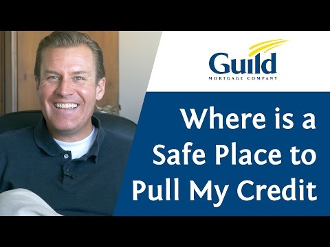 How To Check My Credit - Where is a Safe Place?   (385) 800-1190