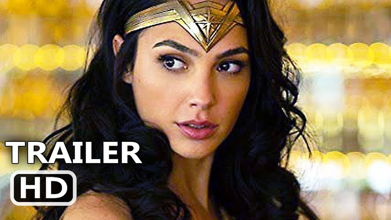 MULHER MARAVILHA 1984 Trailer (2020) Wonder Woman 1984 Brasileiro