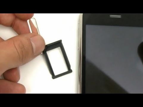 iPhone 3G & iPhone 3GS Sim Card Tray Review   DirectFix