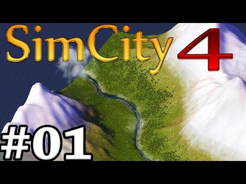 SimCity 4 #01- Starting A New Town