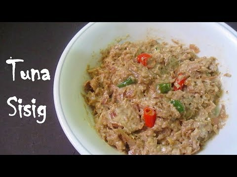 Tuna Sisig Century Tuna | Sizzling Tuna Recipe | How to Cook Century Tuna Sisig