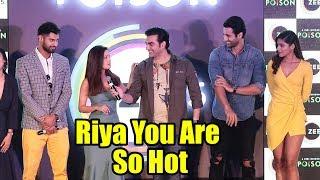 Arbaaz Khan And Freddy Trolling Riya Sen | Your Are So Hot...