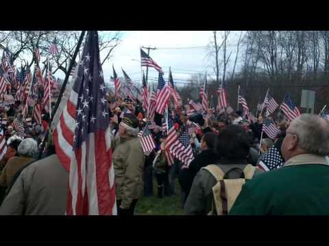 Hampshire College Protest