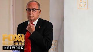 Larry Kudlow: Trump didn't take tax cuts 2.0 off the table