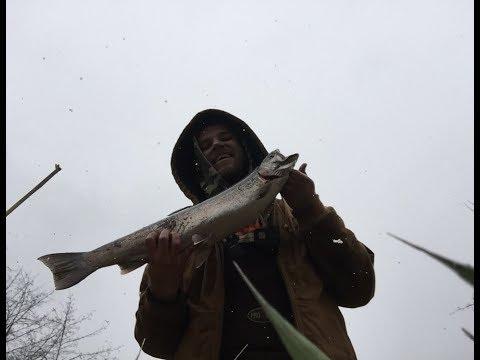 Bead fishing winter steelhead