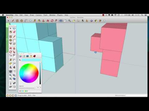 3D Cube Design Project Tutorial