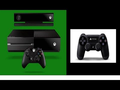 Xbox One V.S Playstation 4