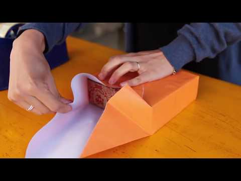 How To Wrap Gift Like A Pro , Japanese Gift Wrap