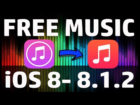 Get FREE Music directly to your Music Library | iOS 8- 8.4 | On JAILBROKEN iPhone, iPad, iPod Touch