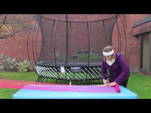 How To Make A Giant Bow by Springfree Trampoline