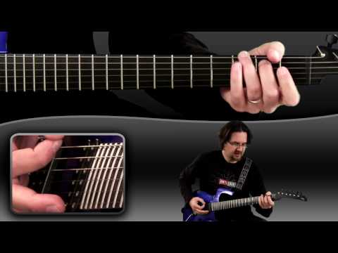 Don't Fear the Reaper Video Guitar Lesson