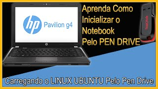 How To boot from USB drive in HP Pavilion Laptop - USB Boot