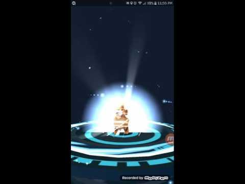 Pokémon Go Growlithe Evolution