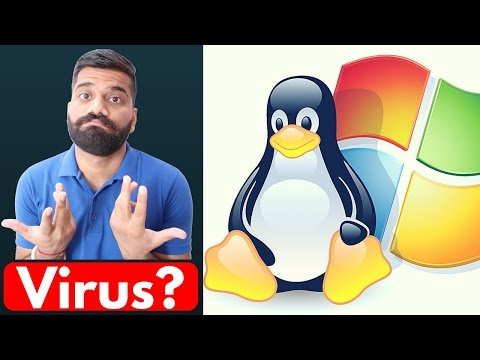What is Linux? Linux Vs Windows? No Virus?