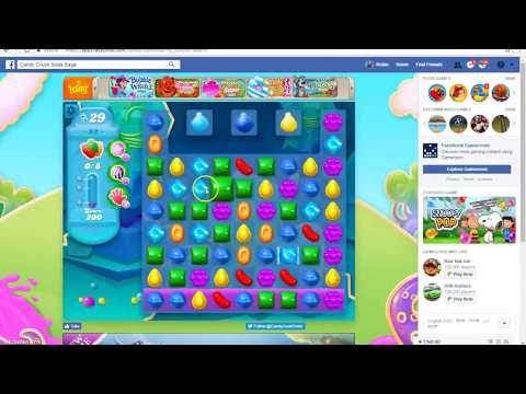 HOW TO HACK CANDY CRUSH SODA SAGA WITH CHEAT ENGINE 6.4 STEP BY STEP