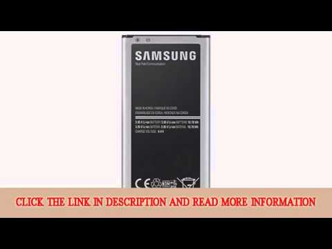 Samsung Official Genuine 2800mAh OEM Battery for Galaxy S5 NonRetail Packaging BlackSilver