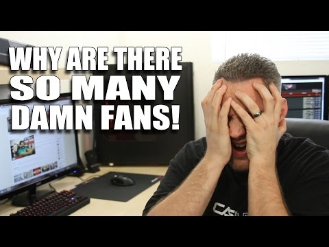 Static Pressure vs Air Flow Fans - How to choose the right fan!
