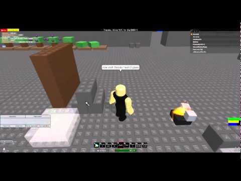 Roblox Survival 404 How to Make a Tailors Shop/Large Mine