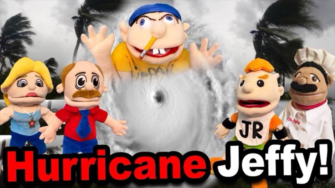 SML Movie: Hurricane Jeffy!