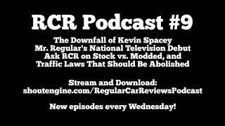 RCR Podcast #9: Mr. Regular