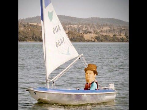 Capt.WhiteSword takes to the sea