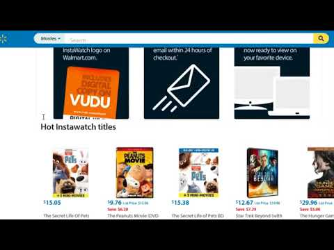 How to build your VUDU collection!  I show you how I got mine to 1239 videos (HDX UHD