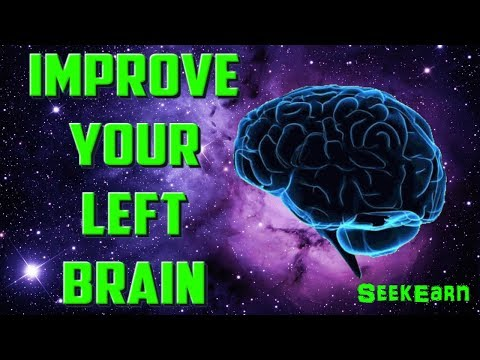 #19 | Improve Your LEFT Brain | Solve this Questions | by SeekEarn in Hindi