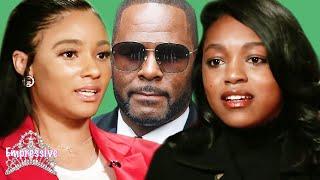 R. Kelly's girlfriends clash! | Azriel Clary exposes Joycelyn Savage and R. Kelly