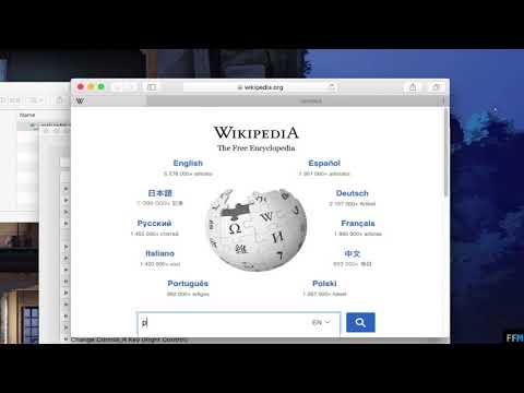 Use One Key to Pin/Unpin Tab in Safari,Chrome,Firefox,Opera Free on Mac
