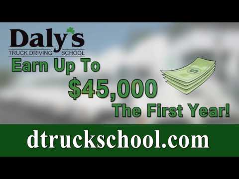 Premier Driving School | Daly's Truck Driving School | Buford, GA