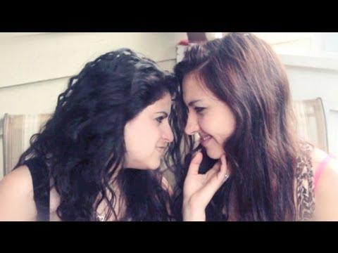 Who Said I Love You First? (Lesbian Couple)