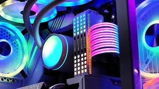 5000€ RGB GAMING PC!! - EPIC Time Lapse Build