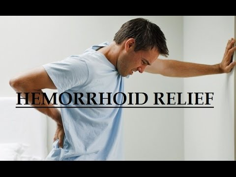 Hemorrhoid Relief : Home treatment for  hemorrhoids
