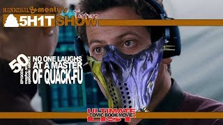 Download Episode 50 Maybe an Episode About No One Laughs at a Master of Duck-Fu (Bad Comic Book Movies) Video