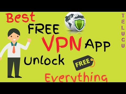 Best Free Vpn App Any Mobile || Hola App Review || Android/IOS || Telugu || By Prakash.