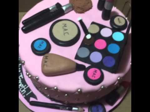 Mac cake 🎂